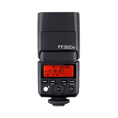 Đèn Flash GoDox TT350N (for Nikon)