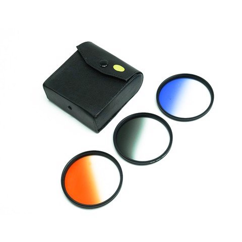 Filter COKEN Gradual kit 3pcs - 72mm