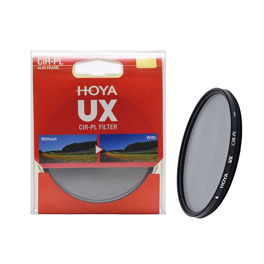 Filter Hoya UX CPL 52mm
