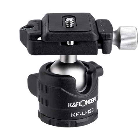 Ball Head Tripod   K&F Concept  LH28