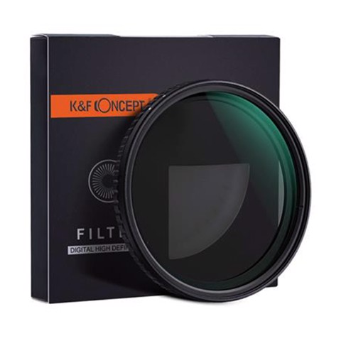 Filter CPL 67mm - K&F CPL Filter  Nano-X CPL+Variable Fader NDX ND2~ND32 - 67mm