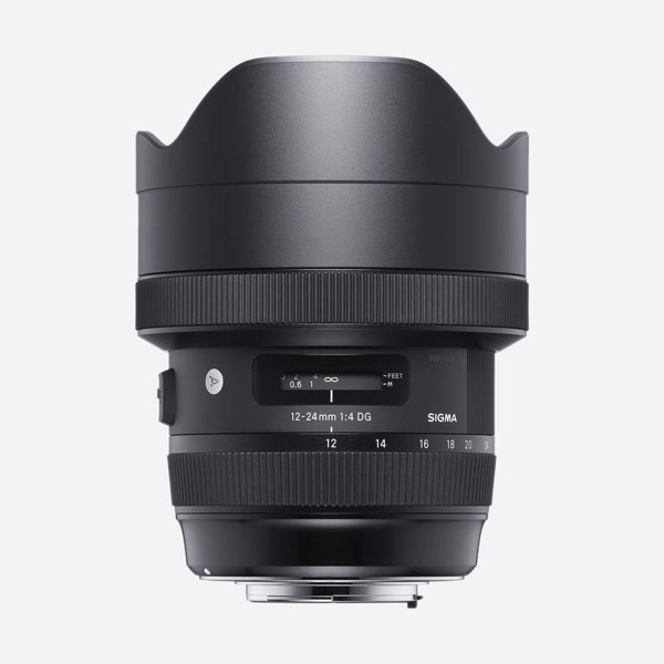 Lens Sigma 12-24mm F/4 DG HSM Art For Canon (Nhập khẩu)