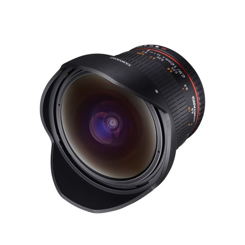 Lens Samyang 12mm f/2.8 ED AS NCS Fisheye | Canon EF Mount
