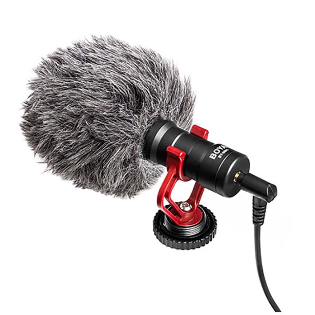 Microphone Boya BY-MM1