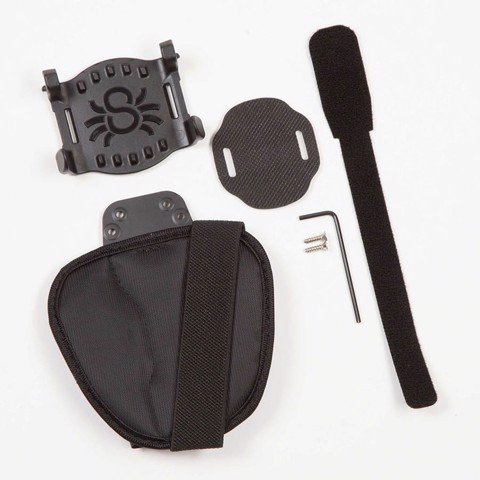 Black Widow Vertical Kit (Backpack Adapter Kit)