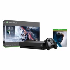 Máy chơi game xbox one x 1TB - bundle JEDI star wars