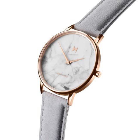 Đồng Hồ MVMT Beverly Marble - Boulevard Series 38mm
