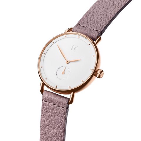 Đồng Hồ MVMT Guilded Lilac - Bloom Series 36mm