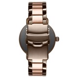 Đồng Hồ MVMT Gunmetal Rose - Bloom Series 36mm