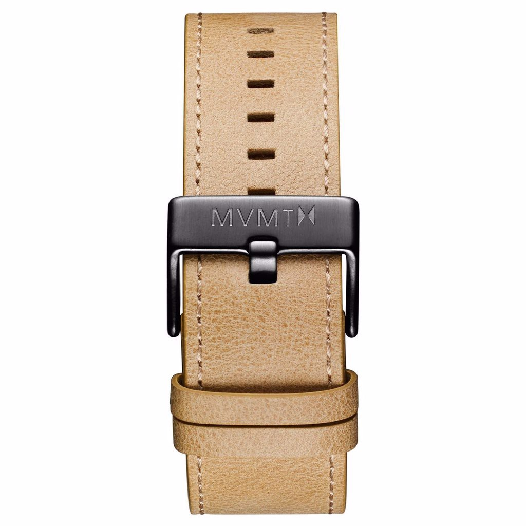 Dây Đeo Đồng Hồ MVMT 24mm Sandstone Leather - Classic Series