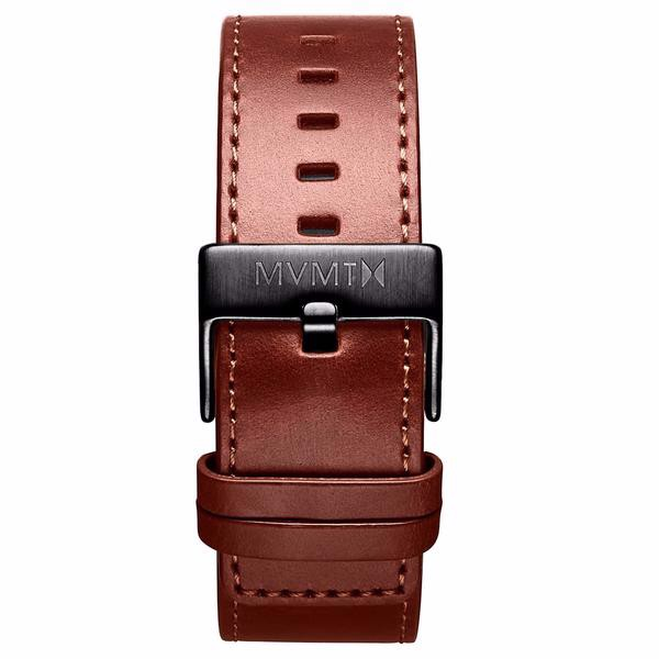 Dây Đeo Đồng Hồ MVMT 24mm Natural Leather - Classic Series