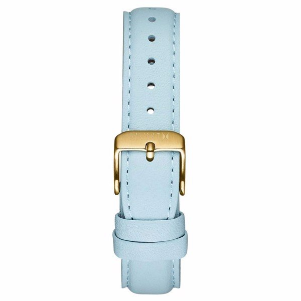 Dây Đeo Đồng Hồ MVMT 18mm Arctic Leather - Signature Series