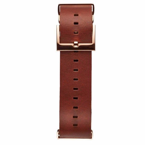Dây Đeo Đồng Hồ MVMT 21mm Natural Leather - Voyager Series