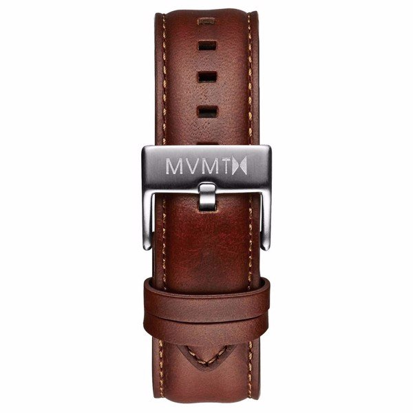 Dây Đeo Đồng Hồ MVMT 20mm Natural Leather - 40 Series