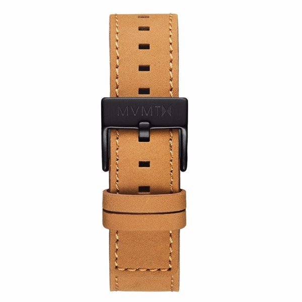 Dây Đeo Đồng Hồ MVMT 20mm Tan Leather - Chrono 40 Series