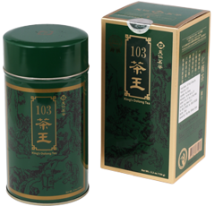 Trà King's Oolong 103 (hộp 150 gram) - 103 King's Oolong Tea