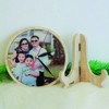 Family picture clock