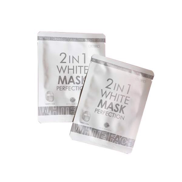 Mask 2in1 white