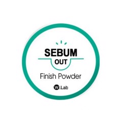 Phấn Phủ Bột W.Lab Sebum out Finish Powder