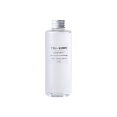 TONER MUJI LIGHT TONING WATER LIGHT