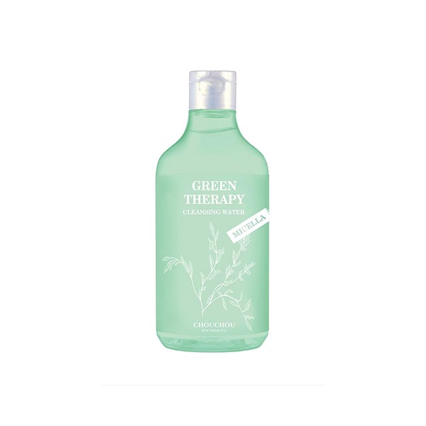 CHOUCHOU GREEN THERAPY MICELLAR CLEANSING WATER