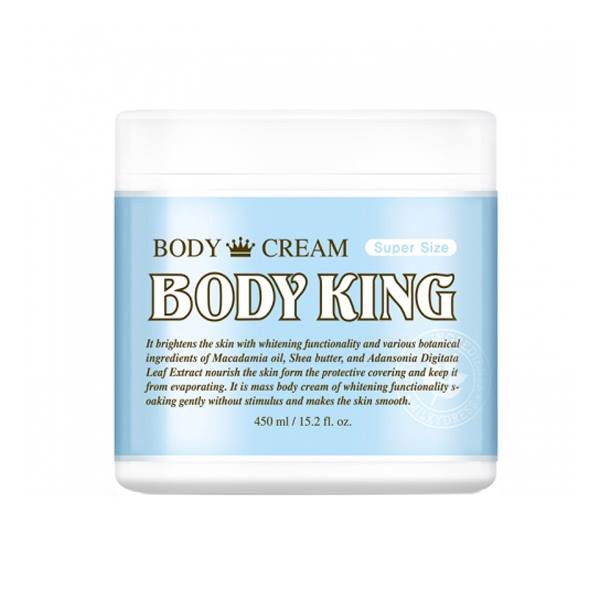 DƯỠNG THỂ MILKY DRESS BODYKING BODY CREAM
