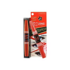 MASCARA SIVANNA COLORS 5X LONG DEEP BLACK WATERPROOF