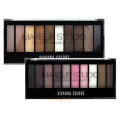 Sivanna Colors Pro eyeshadow Palette HF