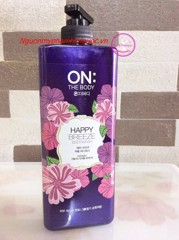 happy breeze bodywash
