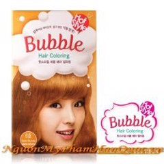 Bubble Hair Coloring