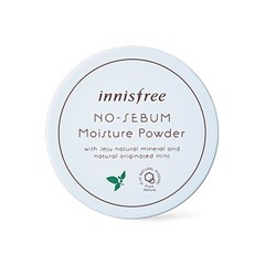 INNISFREE NO SEBUM MOISTURE POWDER