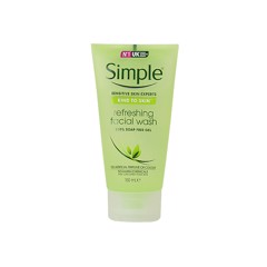 GEL RỬA MẶT SIMPLE REFRESHING FACIAL WASH GEL