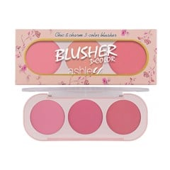 MÁ HỒNG ASHLEY TRIO BLUSHER A205