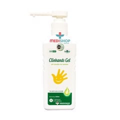 gel rua tay kho clinhands 500ml