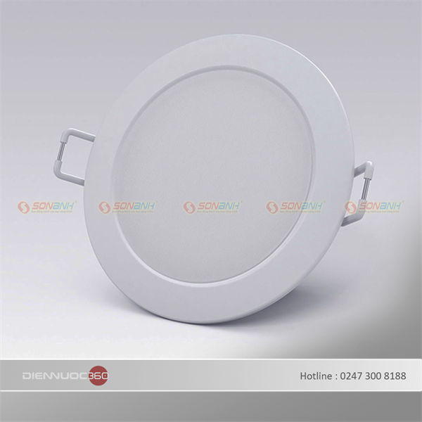 Downlight âm tròn Led DN027B G2 - Philips