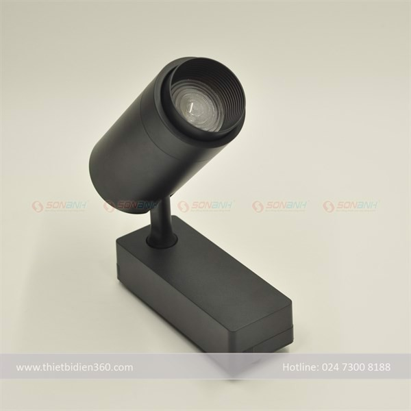 Đèn ray spot Led COB zoom D15-60 Dimmable ZNTZ - Zunio