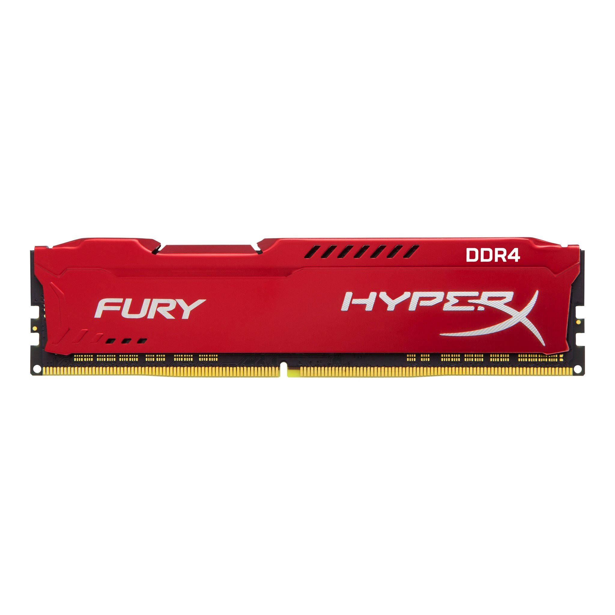 MỚI Ram DDR3 Kingston Fury Hyper X 8GB Bus 1600