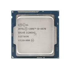 Intel® Core™ i5-4570 Processor (6M Cache, up to 3.60 GHz)