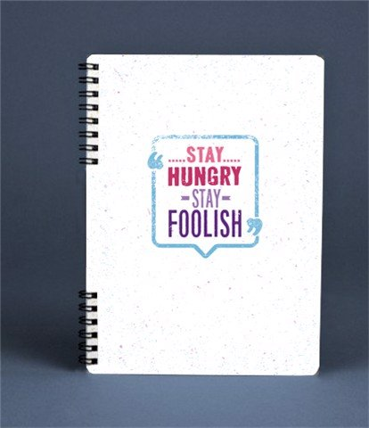 Notebook Đls 03 - Stay Hungry Stay Foolish