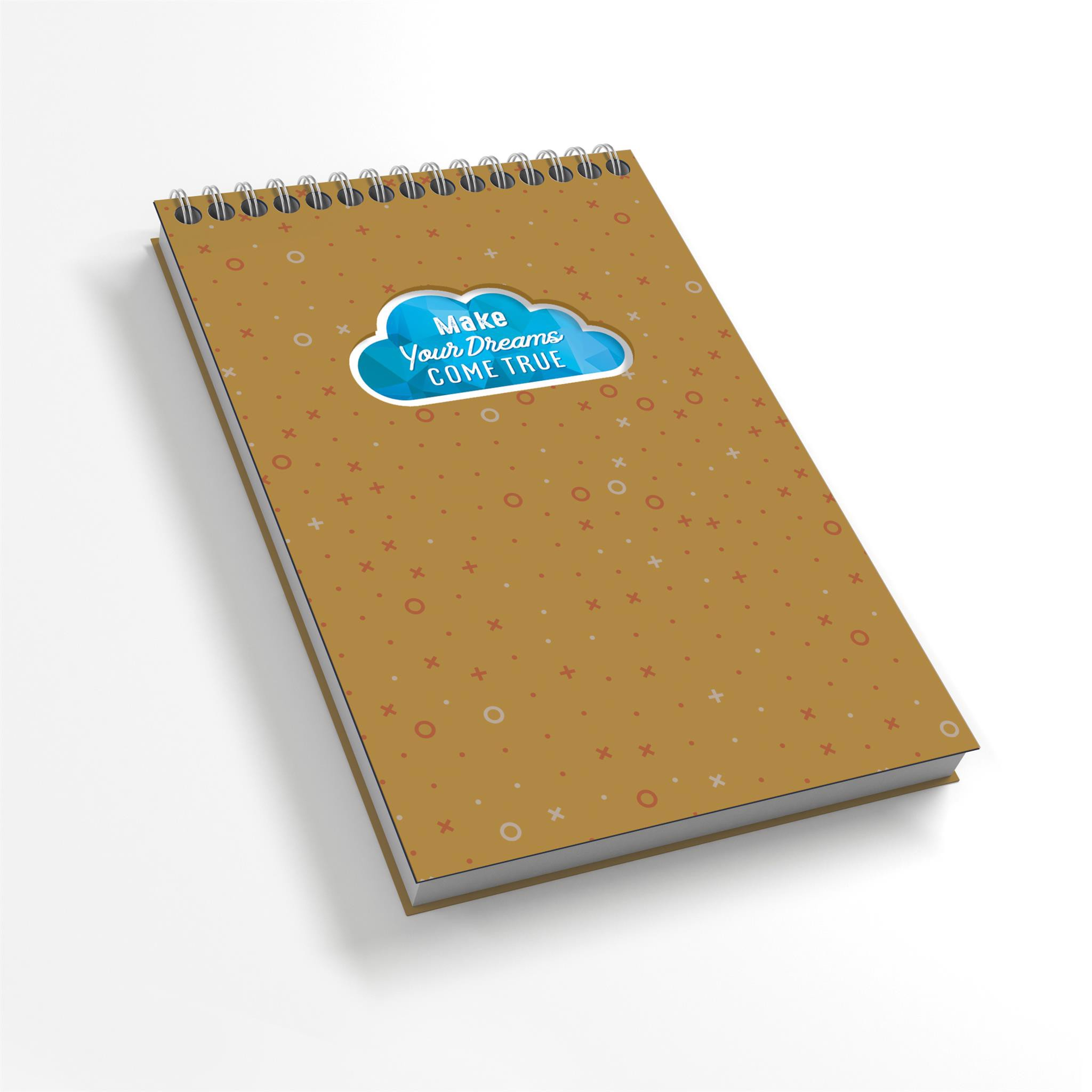 Notebook - Make your dreams come true