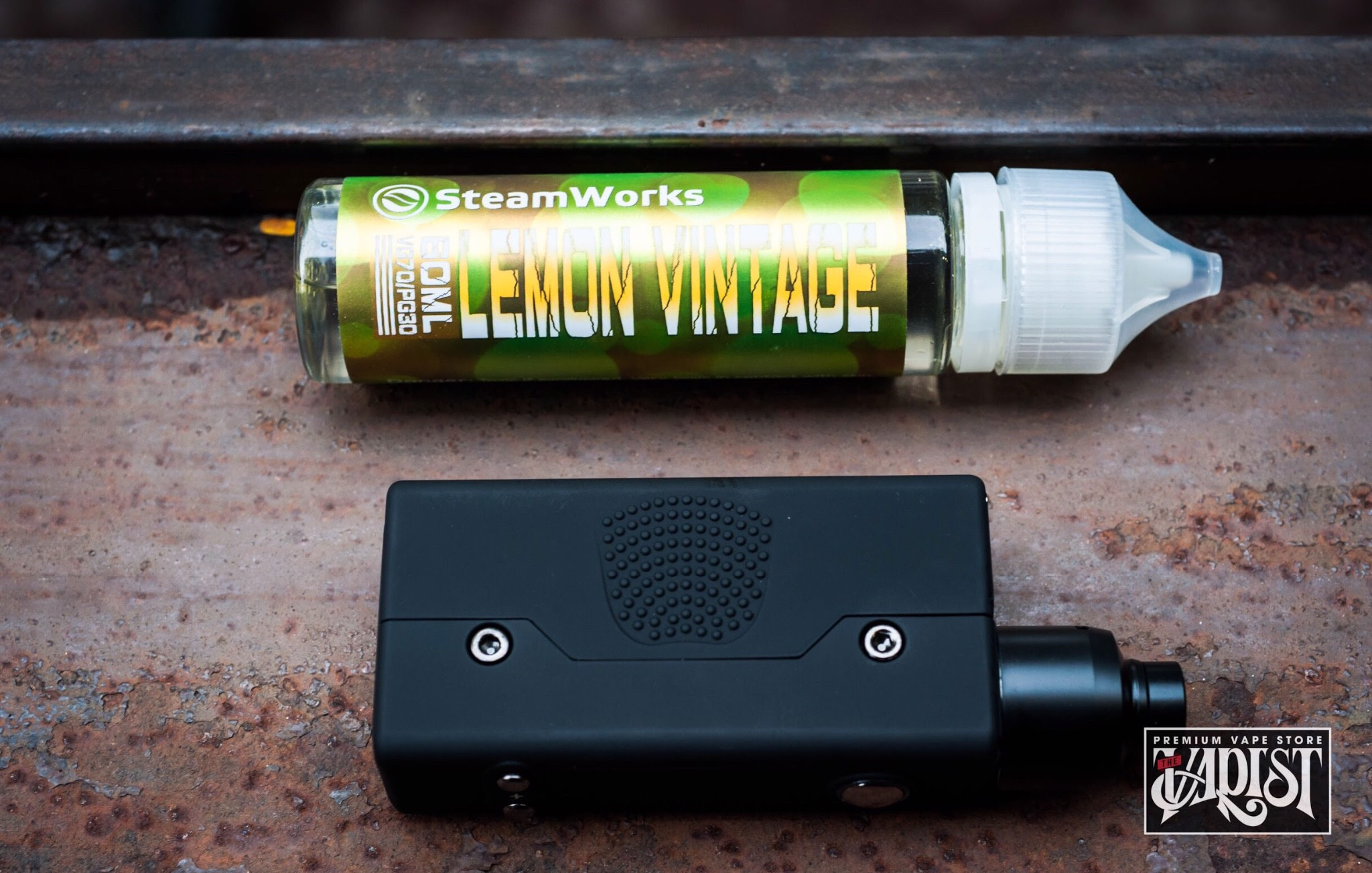 Lemon Vintage 3MG - Steamworks