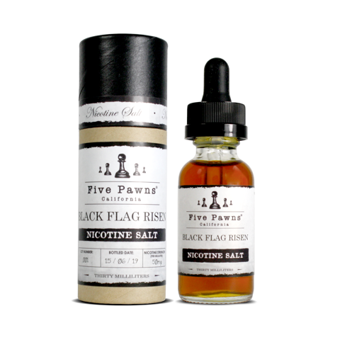 five-pawns-black-flag-risen-nicsalt-30mg