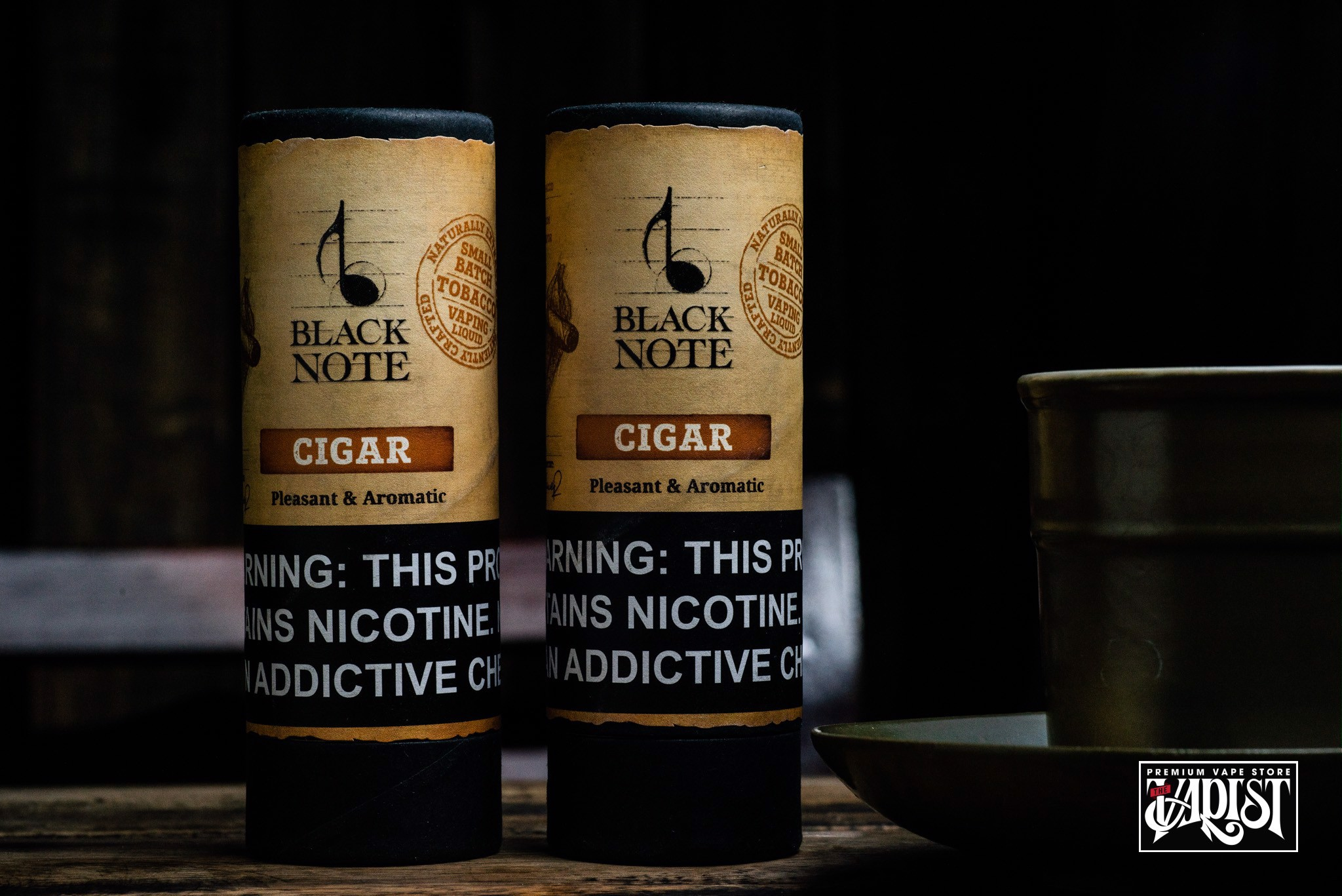 Black Note Concerto (Cigar)