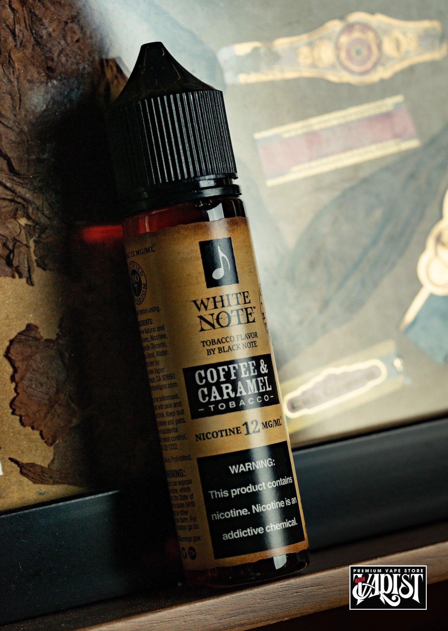 White Note - Coffee & Caramel Tobacco