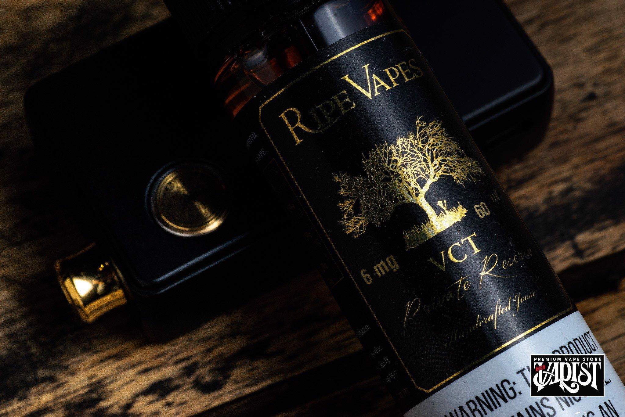 Ripe Vapes VCT Private Reserve