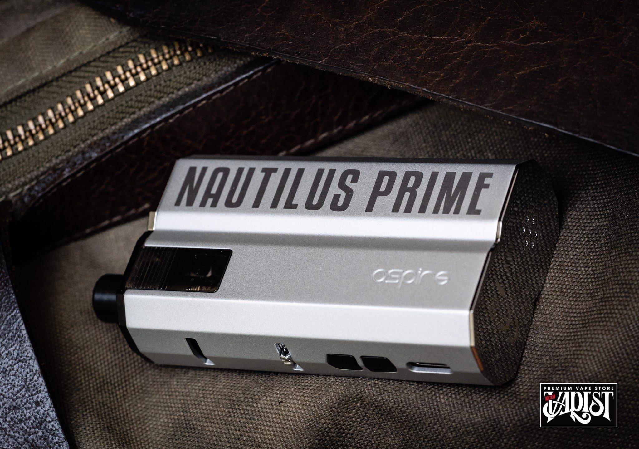 Nautilus Prime by Aspire