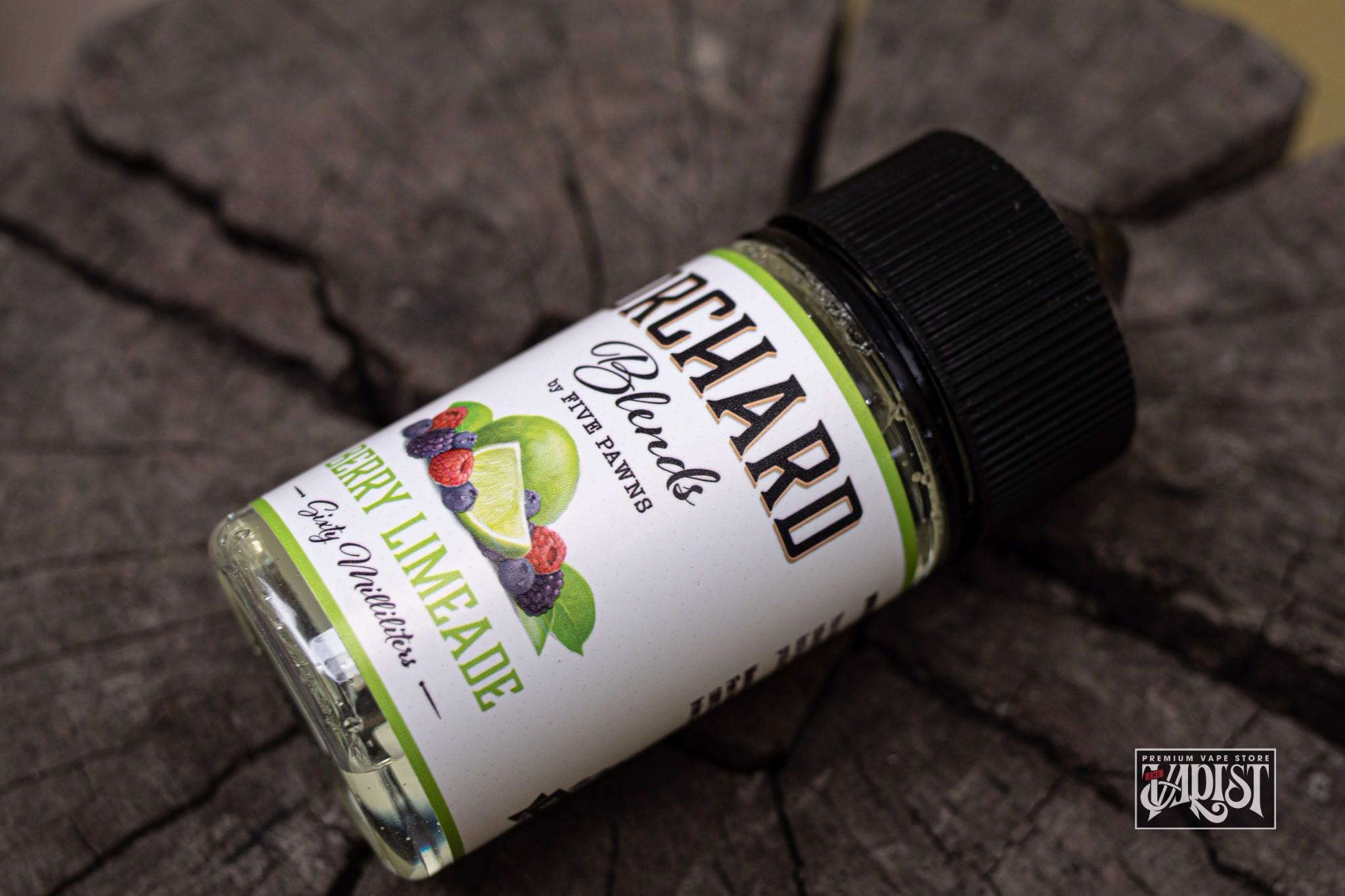 Orchard Blends - Berry Limeade