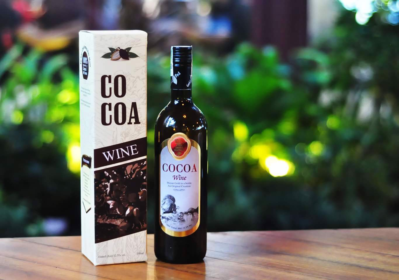 VANG CACAO VIỆT NAM (COCOA WINE VIE)