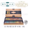 Màu nước Mijello Mission Gold Class set 34 (15ml)