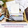 Tanuki Starter Pack for Watercolor
